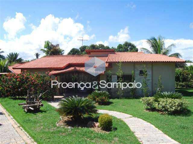 FOTO0 - Casa em Condomínio 3 quartos à venda Lauro de Freitas,BA - R$ 1.500.000 - PSCN30007 - 1