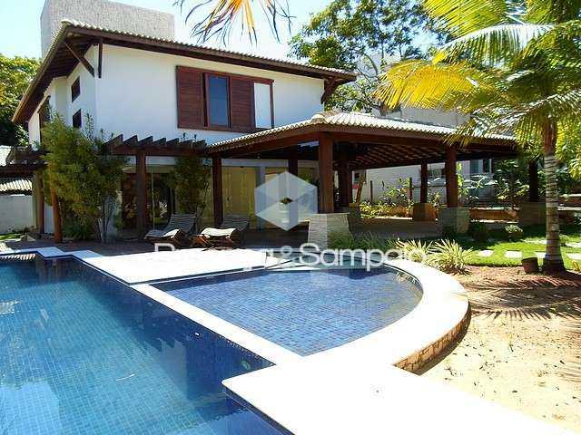 FOTO0 - Casa em Condomínio 4 quartos para venda e aluguel Camaçari,BA - R$ 1.300.000 - PSCN40040 - 1