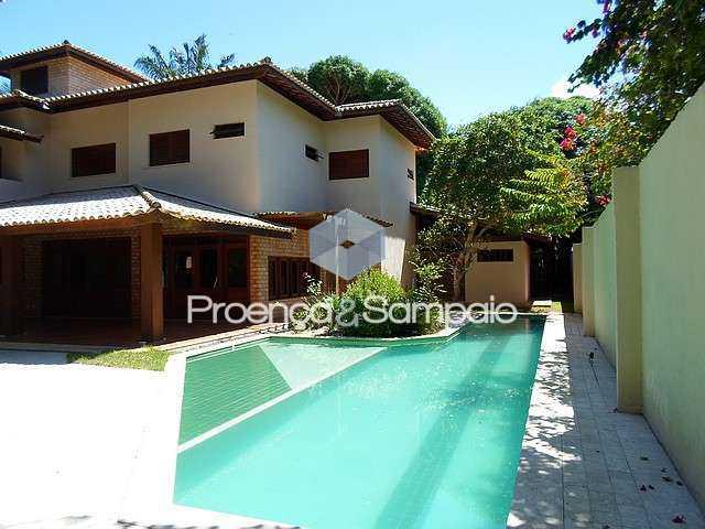 FOTO0 - Casa em Condomínio 4 quartos para venda e aluguel Camaçari,BA - R$ 2.500.000 - PSCN40039 - 1