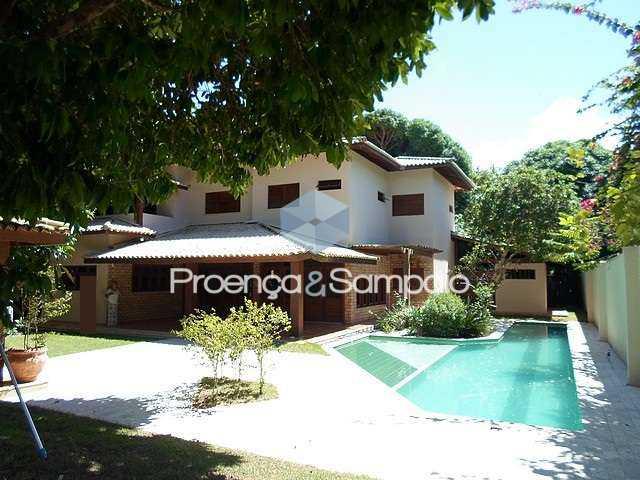 FOTO2 - Casa em Condominio Para Venda ou Aluguel - Camaçari - BA - Busca Vida - PSCN40039 - 4