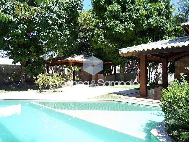 FOTO3 - Casa em Condomínio 4 quartos para venda e aluguel Camaçari,BA - R$ 2.500.000 - PSCN40039 - 5
