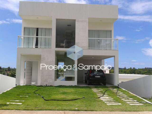 FOTO2 - Casa em Condomínio 5 quartos à venda Camaçari,BA - R$ 1.290.000 - PSCN50011 - 4
