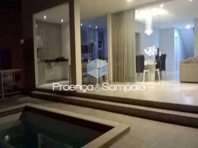 FOTO6 - Casa em Condomínio 5 quartos à venda Camaçari,BA - R$ 1.290.000 - PSCN50011 - 8