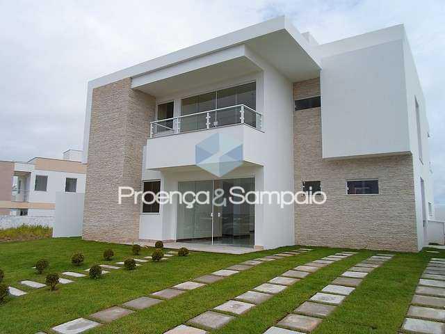 FOTO0 - Casa em Condomínio 4 quartos à venda Camaçari,BA - R$ 1.100.000 - PSCN40038 - 1