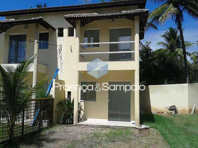FOTO0 - Casa em Condomínio 4 quartos à venda Camaçari,BA - R$ 360.000 - PSCN40037 - 1