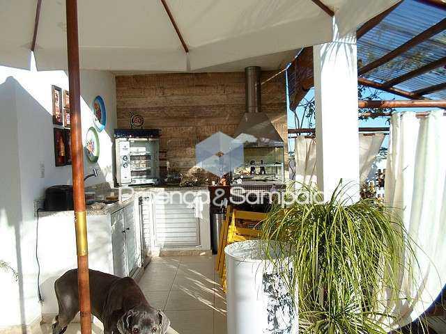 FOTO7 - Casa em Condomínio 4 quartos à venda Camaçari,BA - R$ 1.200.000 - PSCN40033 - 9