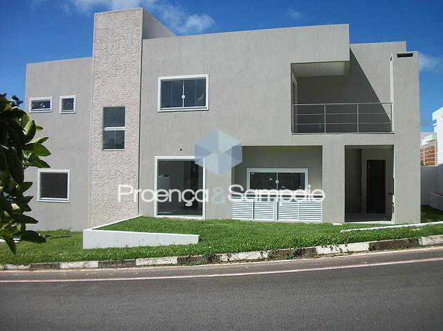 FOTO0 - Casa em Condomínio 4 quartos à venda Camaçari,BA - R$ 598.000 - PSCN40028 - 1