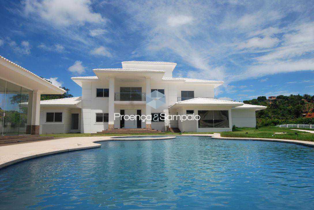 FOTO0 - Casa em Condomínio 6 quartos à venda Lauro de Freitas,BA - R$ 3.500.000 - PSCN60003 - 1