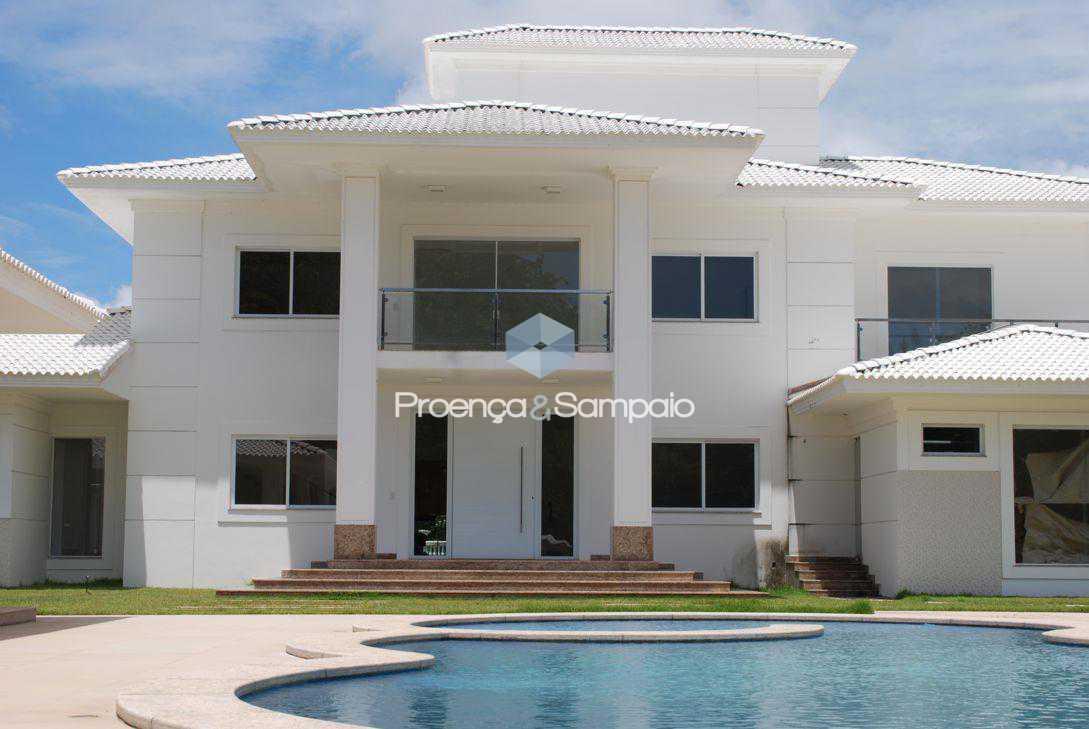 FOTO1 - Casa em Condomínio 6 quartos à venda Lauro de Freitas,BA - R$ 3.500.000 - PSCN60003 - 3