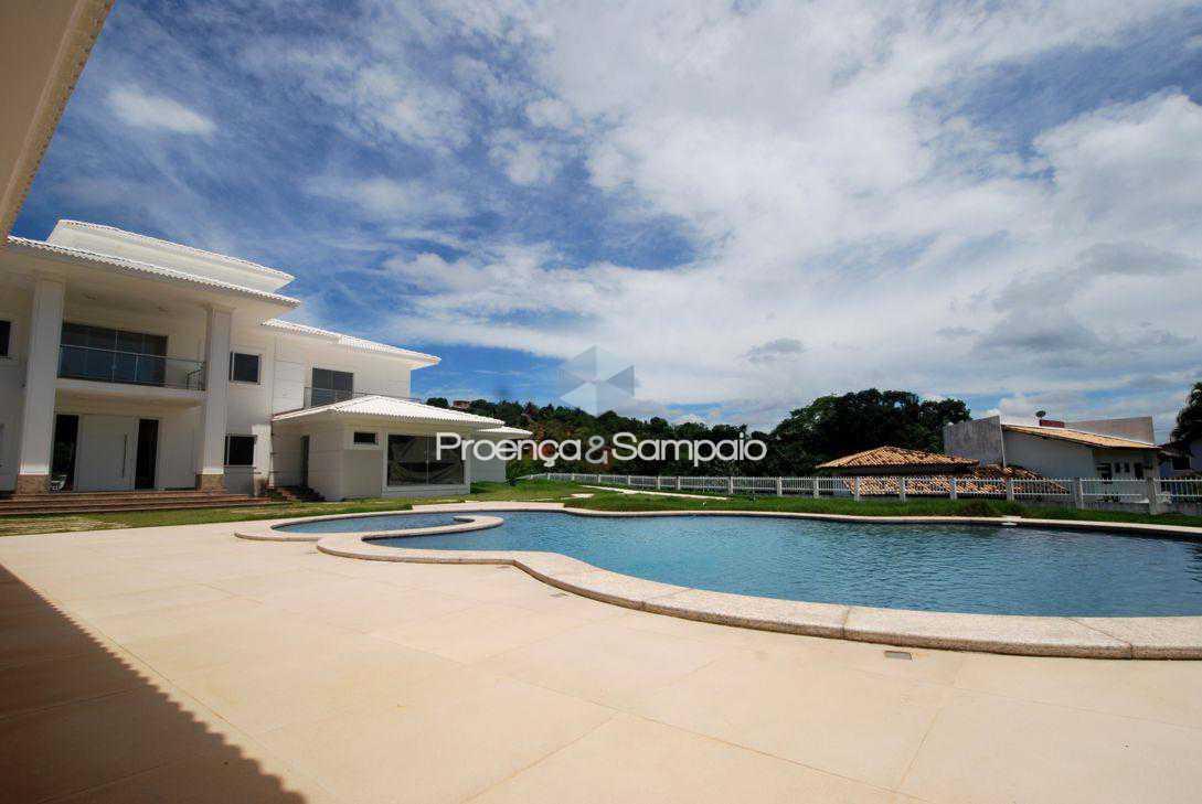 FOTO4 - Casa em Condomínio 6 quartos à venda Lauro de Freitas,BA - R$ 3.500.000 - PSCN60003 - 6