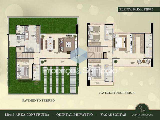 FOTO15 - Casa em Condomínio 4 quartos à venda Lauro de Freitas,BA - R$ 650.000 - PSCN40004 - 17