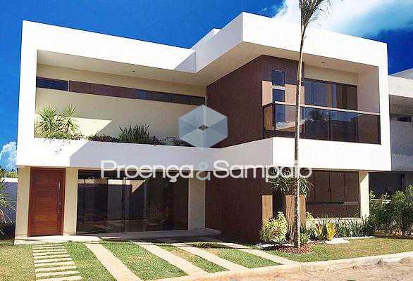 FOTO3 - Casa em Condomínio 4 quartos à venda Lauro de Freitas,BA - R$ 650.000 - PSCN40004 - 5