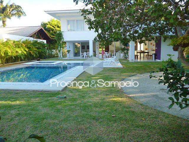 FOTO0 - Casa em Condominio À Venda - Camaçari - BA - Busca Vida - PSCN40022 - 1