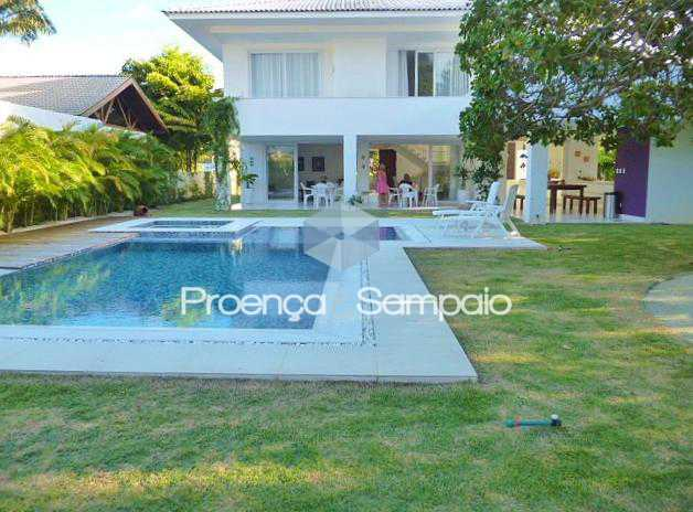 FOTO1 - Casa em Condominio À Venda - Camaçari - BA - Busca Vida - PSCN40022 - 3