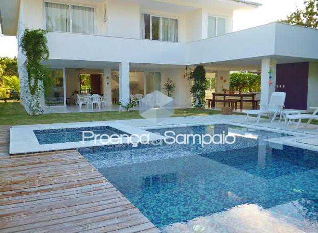 FOTO2 - Casa em Condominio À Venda - Camaçari - BA - Busca Vida - PSCN40022 - 4