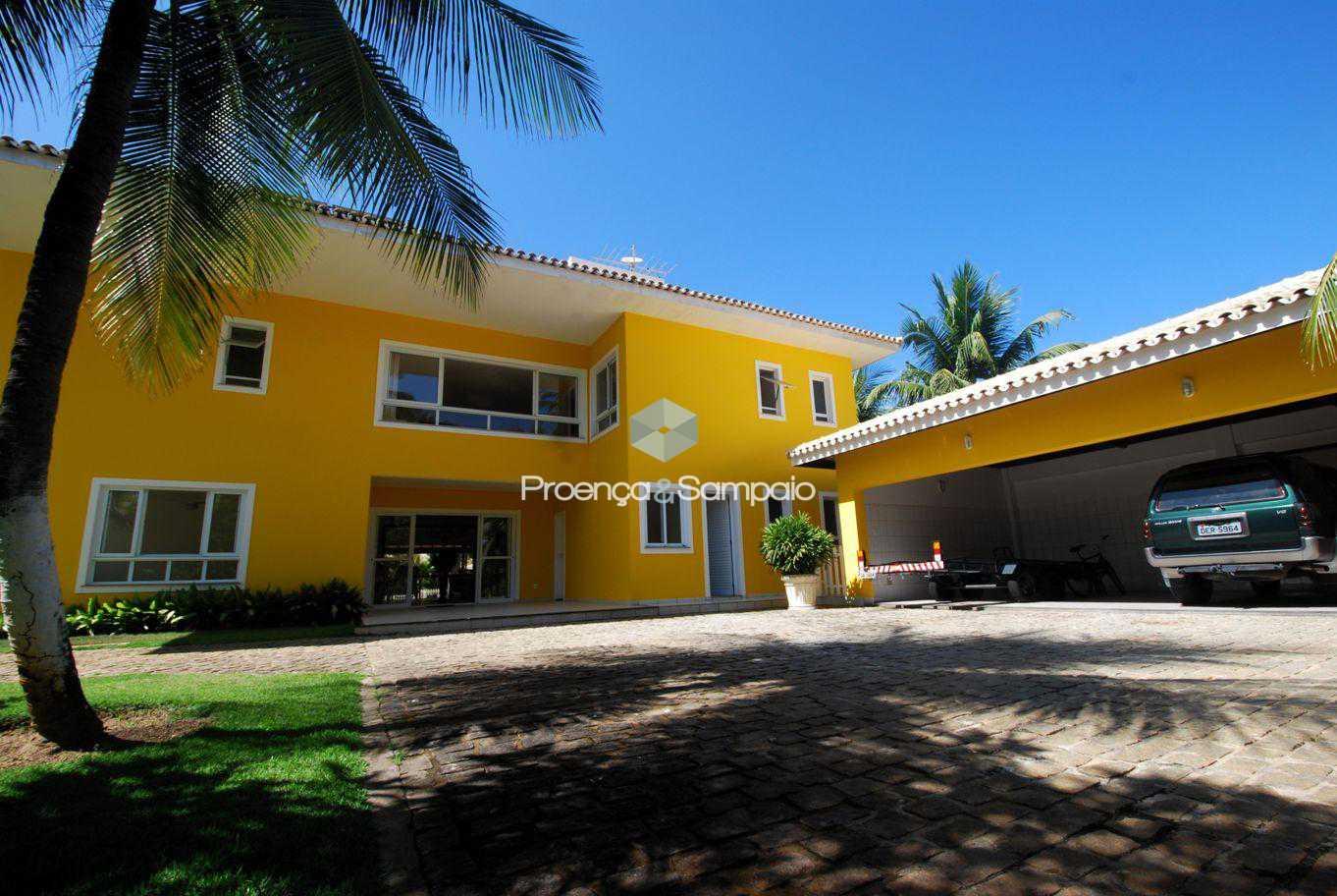 FOTO0 - Casa em Condomínio 5 quartos para venda e aluguel Camaçari,BA - R$ 2.750.000 - PSCN50003 - 1