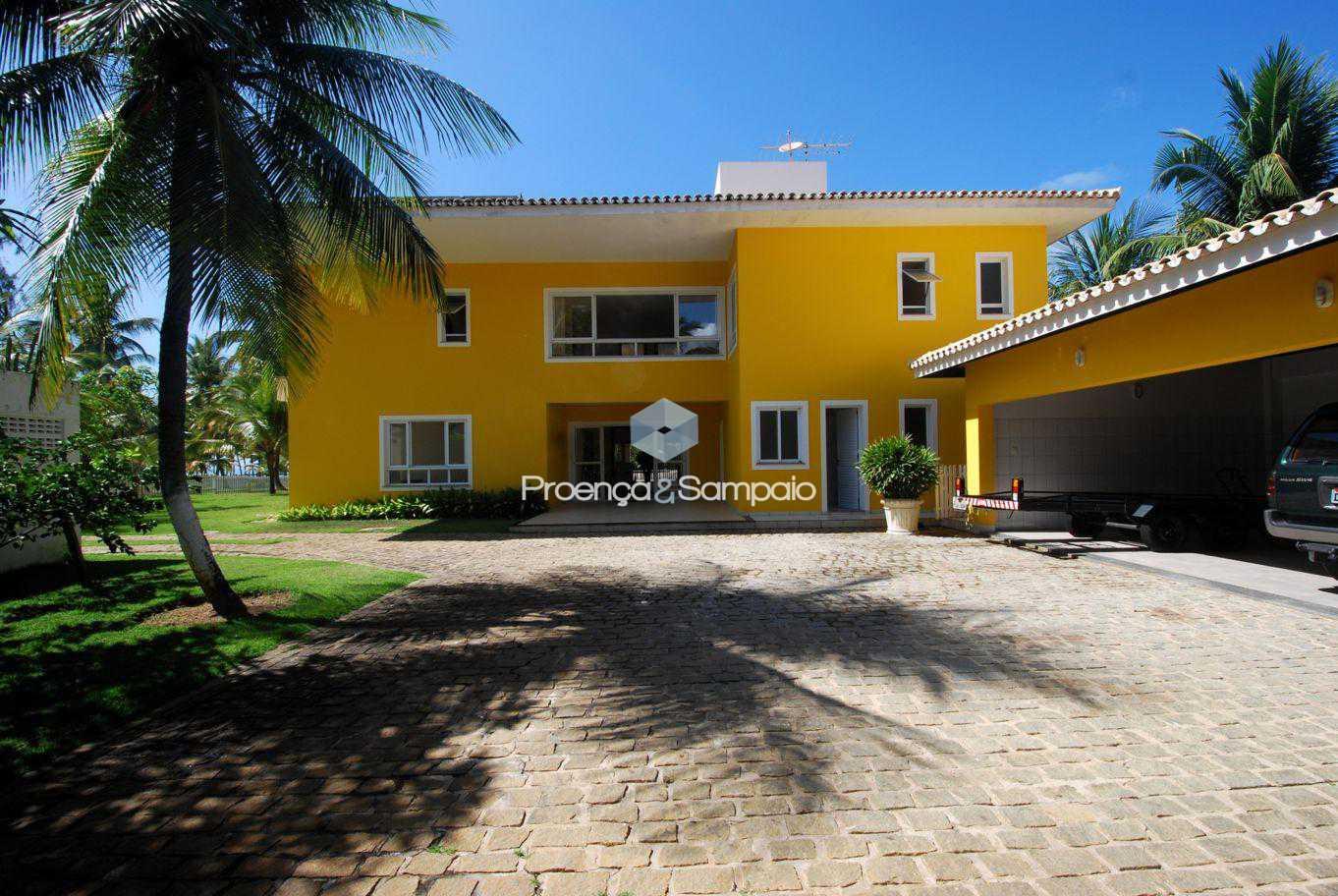 FOTO1 - Casa em Condomínio 5 quartos para venda e aluguel Camaçari,BA - R$ 2.750.000 - PSCN50003 - 3