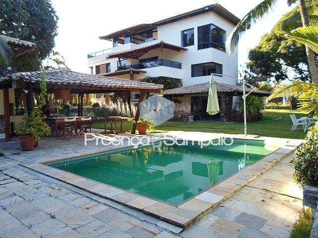 FOTO0 - Casa em Condomínio 7 quartos para venda e aluguel Lauro de Freitas,BA - R$ 1.650.000 - PSCN70001 - 1