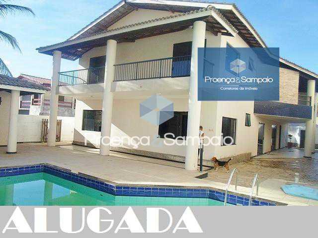 FOTO0 - Casa À Venda - Lauro de Freitas - BA - Vilas Do Atlântico - CA0279 - 1