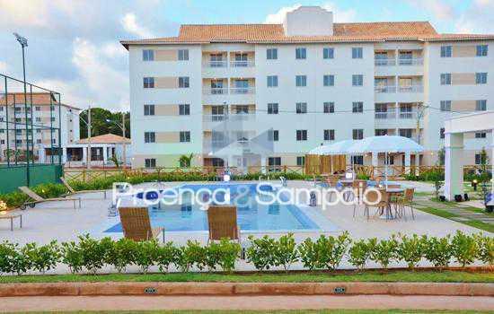 FOTO0 - Apartamento 3 quartos à venda Camaçari,BA - R$ 235.000 - AP0036 - 1