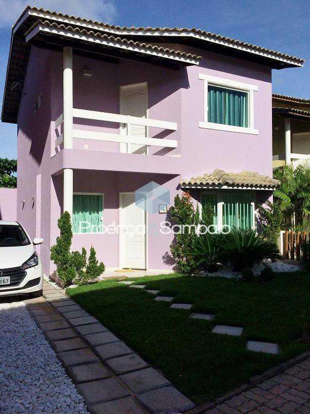 FOTO0 - Casa em Condomínio à venda Rua Ipecaetá,Salvador,BA - R$ 335.000 - PSCN30016 - 1