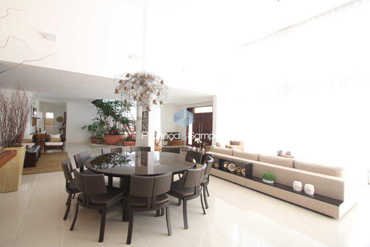 FOTO19 - Casa em Condomínio 4 quartos à venda Lauro de Freitas,BA - R$ 4.000.000 - PSCN40008 - 21