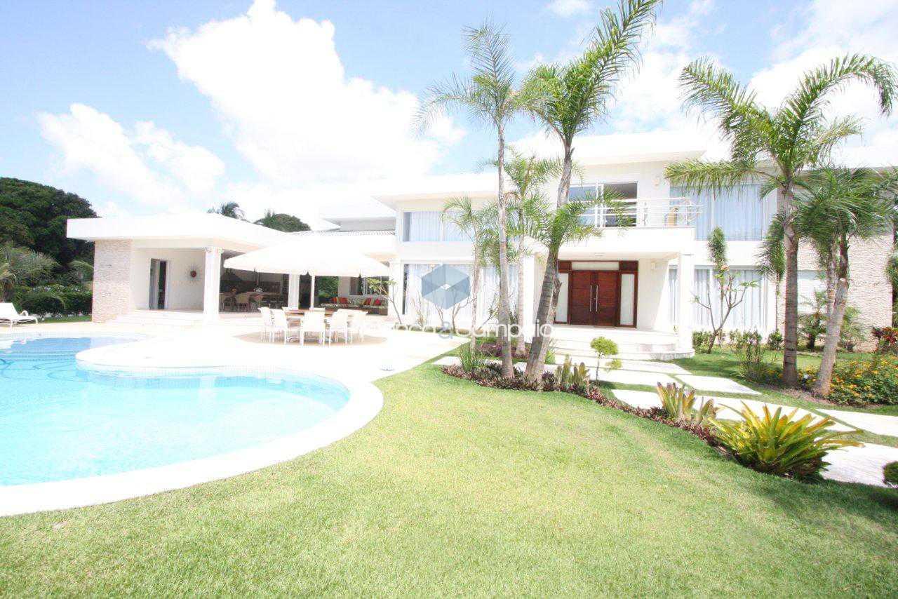 FOTO2 - Casa em Condomínio 4 quartos à venda Lauro de Freitas,BA - R$ 4.000.000 - PSCN40008 - 4