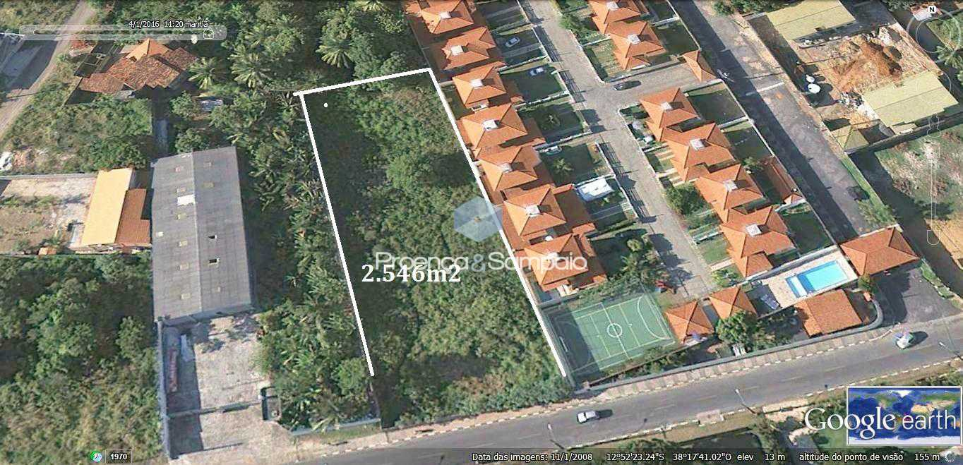 FOTO0 - Terreno 25m² à venda Lauro de Freitas,BA - R$ 1.782.000 - TE0012 - 1
