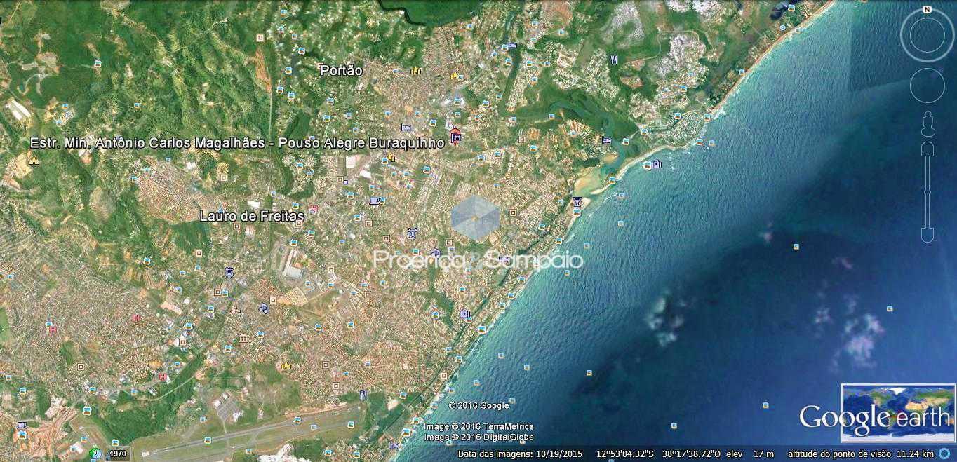 FOTO3 - Terreno 25m² à venda Lauro de Freitas,BA - R$ 1.782.000 - TE0012 - 5