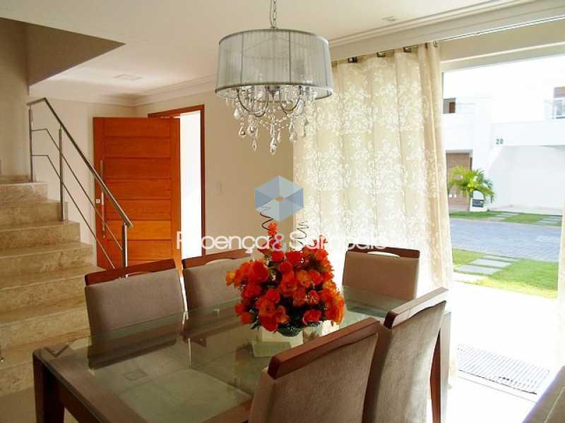 kburi0005 - Casa em Condomínio à venda Loteamento Foz do Joanes,Lauro de Freitas,BA - R$ 505.000 - PSCN40080 - 5