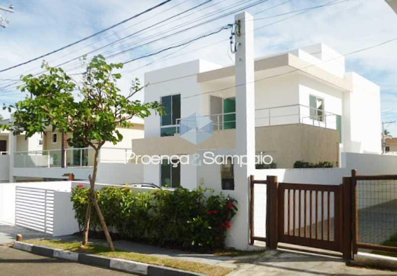PCVVMA0004 - Casa em Condominio À Venda - Camaçari - BA - Abrantes - PSCN40084 - 1