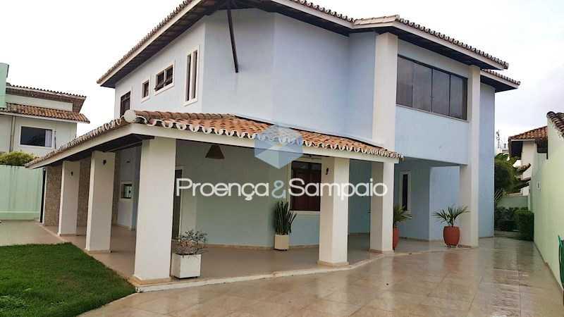 MC0004 - Casa em Condominio Para Alugar - Lauro de Freitas - BA - Vilas Do Atlântico - PSCN40098 - 1