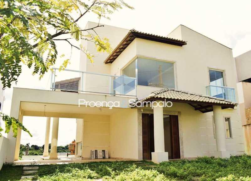 LM0034 - Casa em Condomínio à venda Estrada do Coco km 13,Camaçari,BA - R$ 850.000 - PSCN40103 - 1