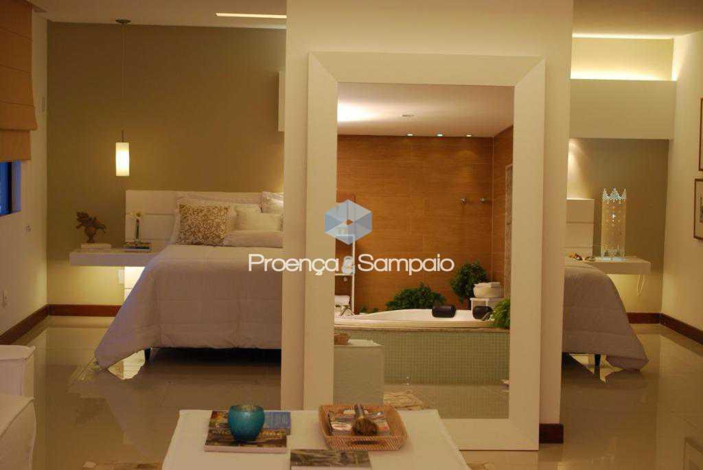 SUÍTE PRINCIPAL - Casa em Condomínio 5 quartos à venda Lauro de Freitas,BA - R$ 5.300.000 - PSCN50018 - 13