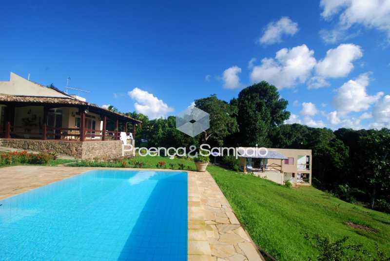 casa com lago salvadbahia 4 - Casa em Condominio À Venda - Lauro de Freitas - BA - Encontro das Águas - PSCN40115 - 4