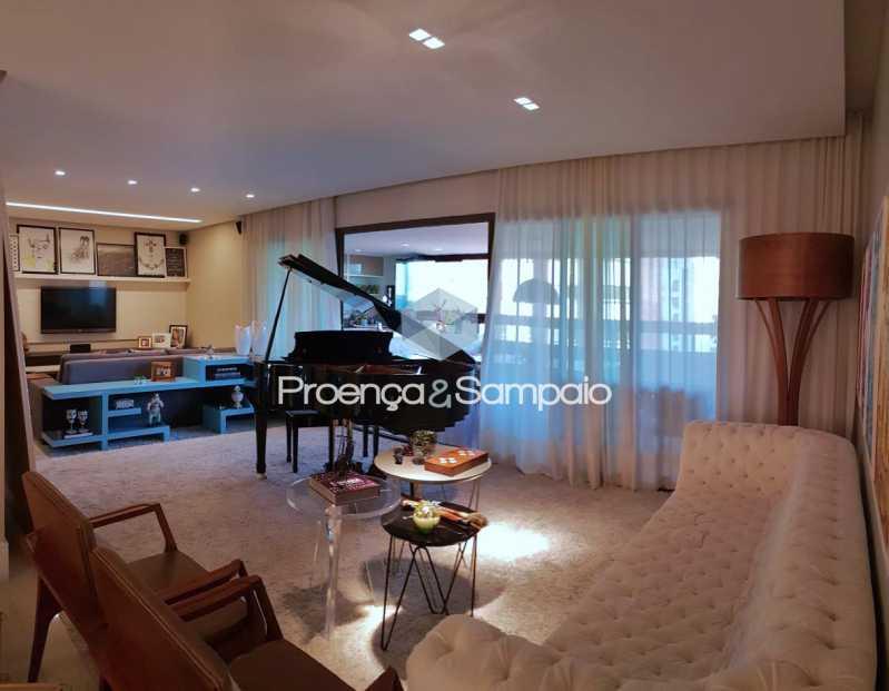 1 - Apartamento à venda Rua Mangalô,Salvador,BA - R$ 1.499.000 - PSAP30005 - 8