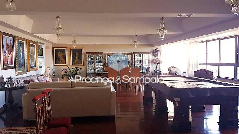 Image0034 - Apartamento à venda Rua Professor Aristides Novis,Salvador,BA - R$ 1.700.000 - PSAP40002 - 4