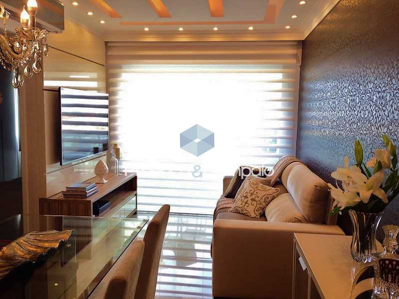 JK0005 - Apartamento À Venda - Lauro de Freitas - BA - Jockey Clube - PSAP20012 - 4