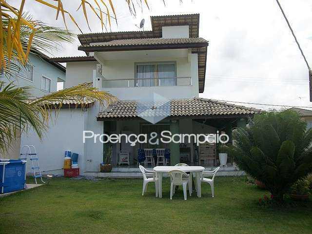 FOTO0 - Casa em Condominio À Venda - Camaçari - BA - Abrantes - PSCN40066 - 1