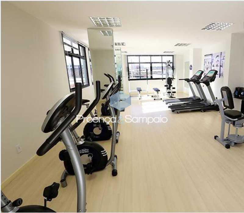 academia - Apartamento 1 quarto à venda Lauro de Freitas,BA - R$ 230.000 - PSAP10007 - 16