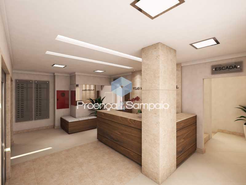 Portaria Vilas Master  Empresa - Sala Comercial 25m² à venda Avenida Luiz Tarquínio Pontes,Lauro de Freitas,BA - R$ 95.000 - PSSL00008 - 3