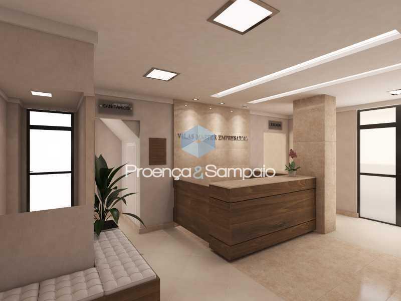 Portaria Vilas Master Empresar - Sala Comercial 25m² à venda Avenida Luiz Tarquínio Pontes,Lauro de Freitas,BA - R$ 95.000 - PSSL00008 - 1