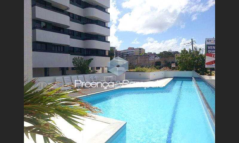 frente - Apartamento 1 quarto para alugar Lauro de Freitas,BA - R$ 2.000 - PSAP10009 - 1