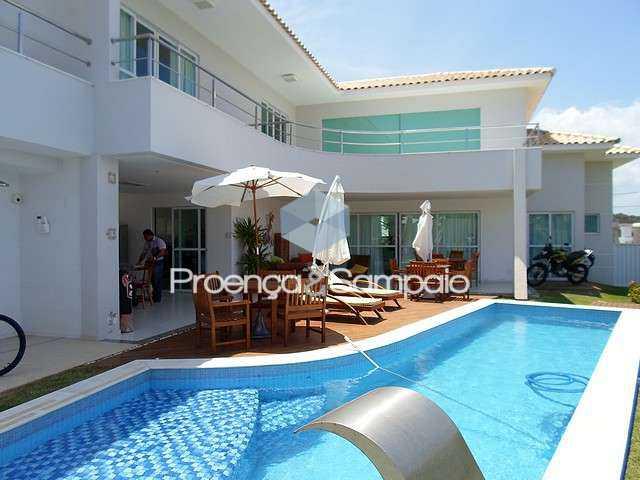 FOTO0 - Casa em Condomínio 4 quartos à venda Camaçari,BA - R$ 1.700.000 - PSCN40063 - 1