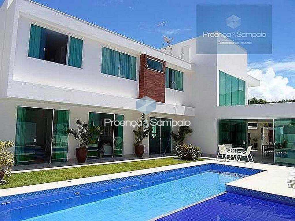 FOTO0 - Casa em Condomínio 5 quartos à venda Lauro de Freitas,BA - R$ 1.600.000 - PSCN50017 - 1