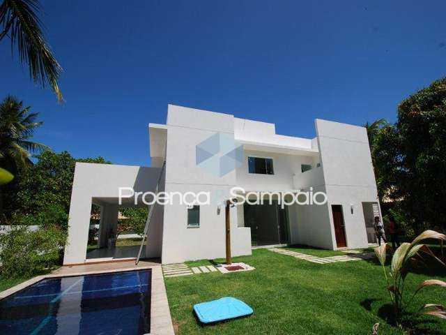 FOTO0 - Casa em Condomínio 4 quartos à venda Camaçari,BA - R$ 1.500.000 - PSCN40059 - 1