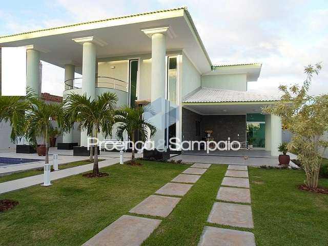FOTO1 - Casa em Condomínio 4 quartos à venda Camaçari,BA - R$ 2.900.000 - PSCN40057 - 3