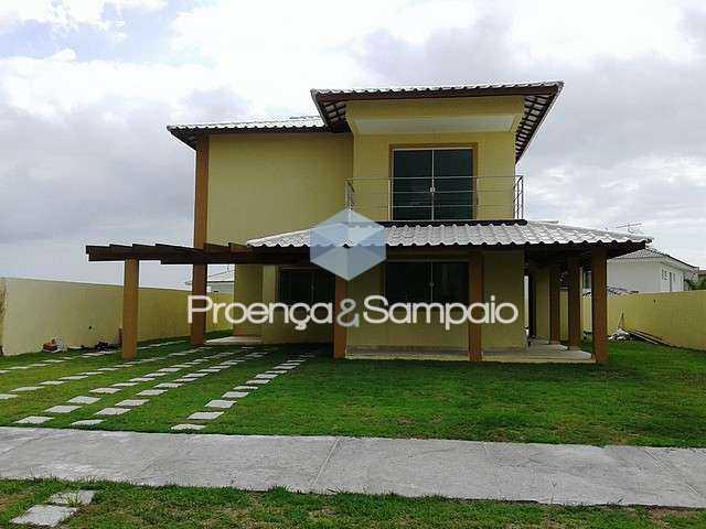 FOTO0 - Casa em Condomínio 4 quartos à venda Camaçari,BA - R$ 750.000 - PSCN40055 - 1