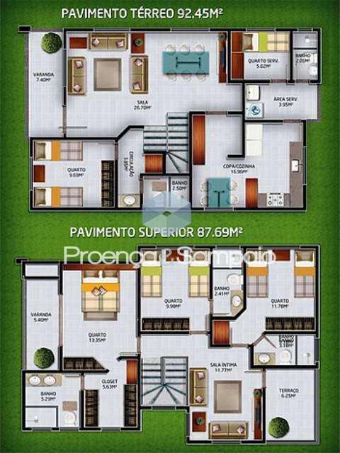 FOTO13 - Casa em Condomínio 4 quartos à venda Camaçari,BA - R$ 750.000 - PSCN40055 - 15