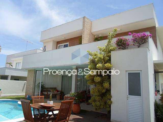 FOTO5 - Casa em Condomínio 4 quartos à venda Camaçari,BA - R$ 1.500.000 - PSCN40054 - 7